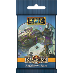 Epic: Pantheon - Angeline vs Scara