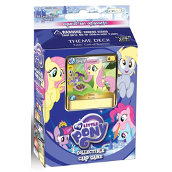 My Little Pony CCG: Equestrian Odysseys Theme Deck Takin' Care of Business