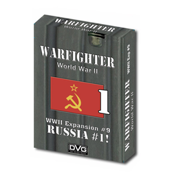 Warfighter WWII: Expansion 9 - Russia 1