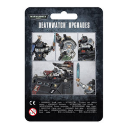 Space Marine Deathwatch Upgrades