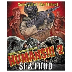 Humans!!! 2: Sea Food