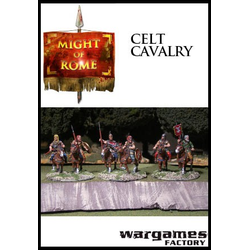 Celt Cavalry (12-mounted figures)