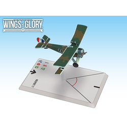 Wings of Glory: WWI Nieuport 17 (Charles Nungesser)
