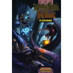 Mutants & Masterminds: The Supernatural Handbook