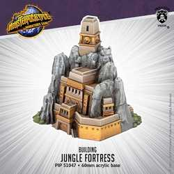 Monsterpocalypse: Jungle Fortress