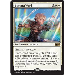 Magic löskort: M15: Spectra Ward