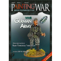 Painting War. Issue 1, German Army