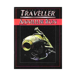 Traveller: Adventure 3: Annililik Run (begagnat)