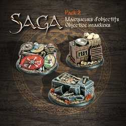 Saga Objective Markers Pack 2
