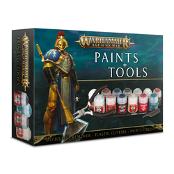 Citadel Age of Sigmar Paints + Tools Set