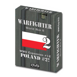Warfighter WWII: Expansion 12 - Poland 2