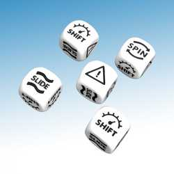 Gaslands: Skid Dice