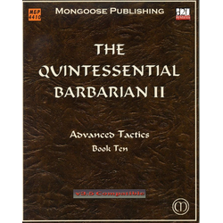 The Quintessential Barbarian II: Advanced Tactics (D&D 3.5 Compatible)