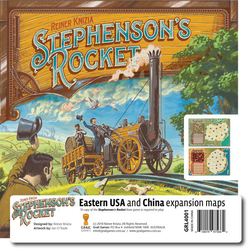 Stephenson's Rocket: Eastern USA & China