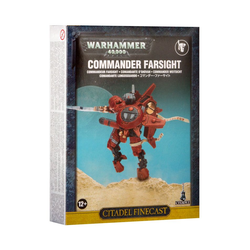 Tau Commander Farsight (finecast)