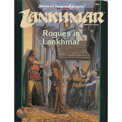 ADD 2nd ed: Lankhmar - Rogues in Lankhmar