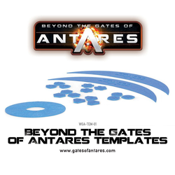 Beyond the Gates of Antares: Templates