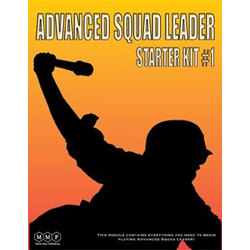 Advanced Squad Leader (ASL): Starter Kit 1 Improved Reprint
