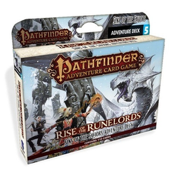 Pathfinder Adventure Card Game: Rise of the Runelords: Sins of the Saviors Adventure Deck