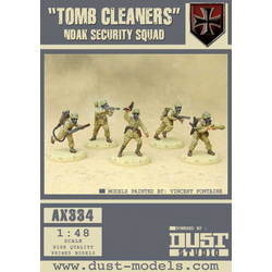 Axis Tomb Cleaners Security Squad