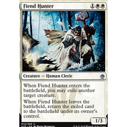 Magic löskort: Masters 25: Fiend Hunter