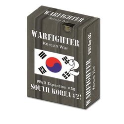 Warfighter WWII: Expansion 30 - South Korea 2