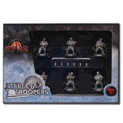 AT-43 Steel Troopers Unit Box