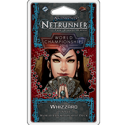 Netrunner LCG: 2016 Runner World Champion Deck