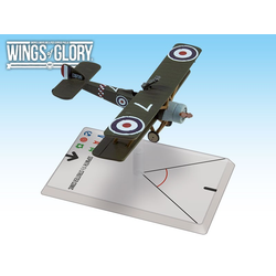 Wings of Glory: WW1 Sopwith 1½ Strutter Comic (78 Squadron)