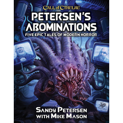 Call of Cthulhu: Peteren's Abominations