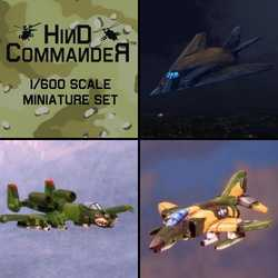 Hind Commander: US Airplane pack 2