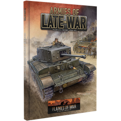 Flames of War: Armies of Late War Rulebook