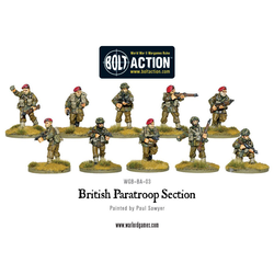 British Paratroops Section (10)