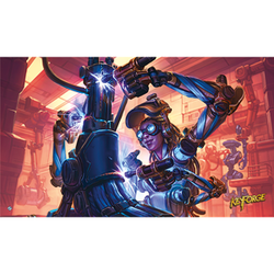 KeyForge: Game Mat - In the Lab