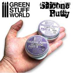 Violet Silicone Putty (200gr)