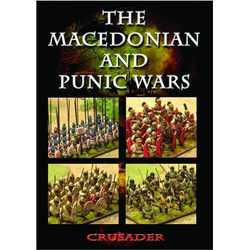 Macedonian and Punic Wars (Supplement to Crusader Ancients rules)