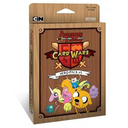 Adventure Time Presents: Card Wars (Hero Pack 1)