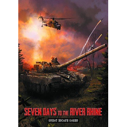 Seven Days to the River Rhine (Rule Book & Card Deck)