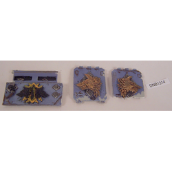 Space Wolves Rhino Door and Front Plate (Plast)