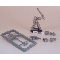 Space Wolves: Wolf Guard (Begagnat, Metall)
