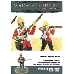 British Infantry Zulu War (20-figures)