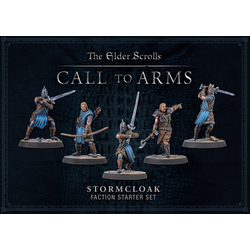 Elder Scrolls Call to Arms - Stormcloak Faction Starter (Plastic)