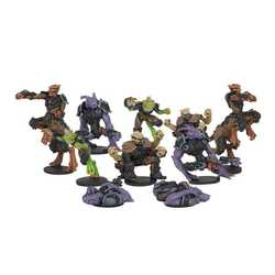 DreadBall: The Unincorporated Rebs Team