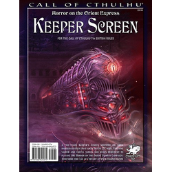 Call of Cthulhu: Horror on the Orient Express Keeper Screen