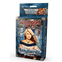 Summoner Wars: Vanguards Faction Deck