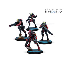 Combined Army - Shasvastii Nox Troops (Box of 4)