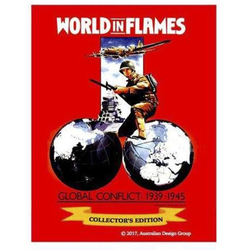 World in Flames: Deluxe Game (Collector's Edition)