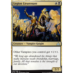 Magic löskort: Rivals of Ixalan: Legion Lieutenant
