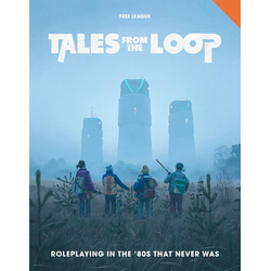 Tales from the Loop: the RPG