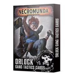 Necromunda: Orlock House Tactics Cards